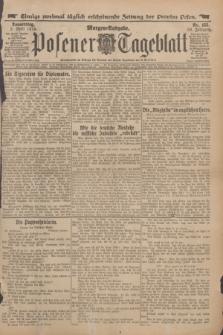 Posener Tageblatt. Jg.53, Nr. 155 (2 April 1914) + dod.