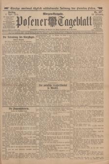 Posener Tageblatt. Jg.53, Nr. 157 (3 April 1914) + dod.