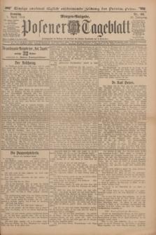 Posener Tageblatt. Jg.53, Nr. 161 (5 April 1914) + dod.