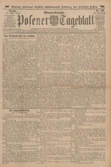 Posener Tageblatt. Jg.53, Nr. 169 (10 April 1914) + dod.