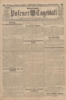 Posener Tageblatt. Jg.53, Nr. 174 (15 April 1914)