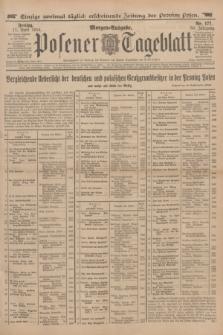 Posener Tageblatt. Jg.53, Nr. 177 (17 April 1914) + dod.