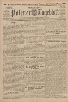 Posener Tageblatt. Jg.53, Nr. 180 (18 April 1914)