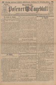 Posener Tageblatt. Jg.53, Nr. 181 (19 April 1914) + dod.