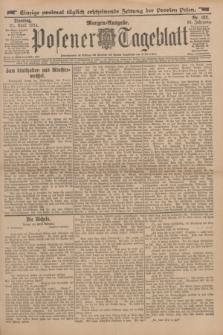 Posener Tageblatt. Jg.53, Nr. 183 (21 April 1914) + dod.