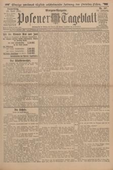 Posener Tageblatt. Jg.53, Nr. 187 (23 April 1914) + dod.