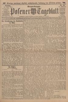 Posener Tageblatt. Jg.53, Nr. 195 (28 April 1914) + dod.