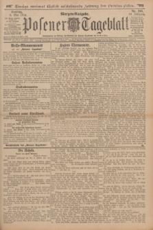 Posener Tageblatt. Jg.53, Nr. 205 (3 Mai 1914) + dod.
