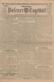 Posener Tageblatt. Jg.53, Nr. 206 (4 Mai 1914)