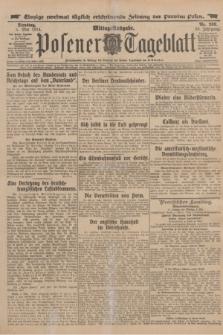 Posener Tageblatt. Jg.53, Nr. 208 (5 Mai 1914)