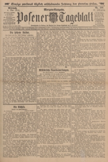 Posener Tageblatt. Jg.53, Nr. 209 (6 Mai 1914) + dod.