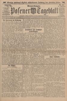 Posener Tageblatt. Jg.53, Nr. 211 (7 Mai 1914) + dod.