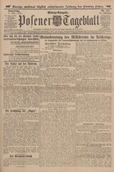 Posener Tageblatt. Jg.53, Nr. 212 (7 Mai 1914)
