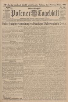 Posener Tageblatt. Jg.53, Nr. 218 (11 Mai 1914)