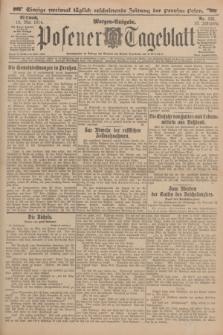 Posener Tageblatt. Jg.53, Nr. 221 (13 Mai 1914) + dod.