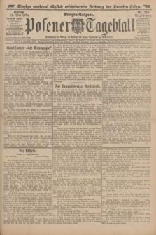 Posener Tageblatt. Jg.53, Nr. 225 (15 Mai 1914) + dod.
