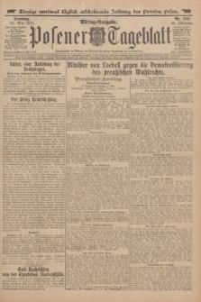 Posener Tageblatt. Jg.53, Nr. 232 (19 Mai 1914)