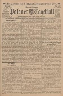 Posener Tageblatt. Jg.53, Nr. 243 (27 Mai 1914) + dod.