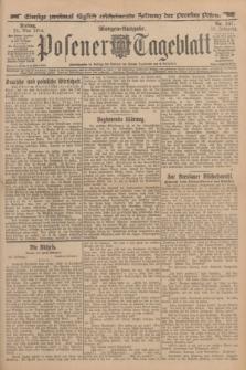 Posener Tageblatt. Jg.53, Nr. 247 (29 Mai 1914) + dod.