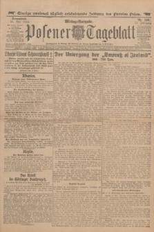 Posener Tageblatt. Jg.53, Nr. 250 (30 Mai 1914)