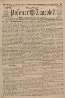 Posener Tageblatt. Jg.53, Nr. 255 (4 Juni 1914) + dod.