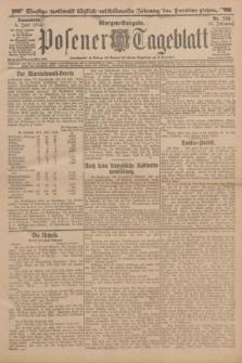 Posener Tageblatt. Jg.53, Nr. 259 (6 Juni 1914) + dod.