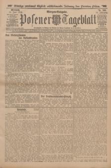 Posener Tageblatt. Jg.53, Nr. 265 (10 Juni 1914) + dod.