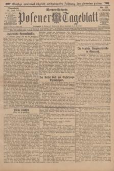 Posener Tageblatt. Jg.53, Nr. 271 (13 Juni 1914) + dod.
