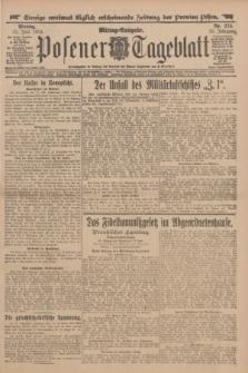 Posener Tageblatt. Jg.53, Nr. 274 (15 Juni 1914)