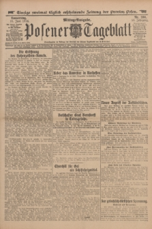 Posener Tageblatt. Jg.53, Nr. 280 (18 Juni 1914)