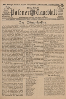 Posener Tageblatt. Jg.53, Nr. 286 (22 Juni 1914)