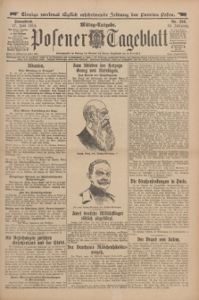 Posener Tageblatt. Jg.53, Nr. 296 (27 Juni 1914)