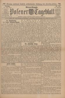 Posener Tageblatt. Jg.53, Nr. 297 (28 Juni 1914) + dod.
