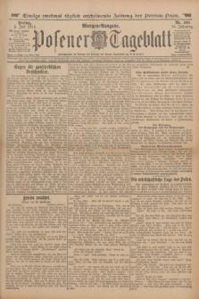 Posener Tageblatt. Jg.53, Nr. 305 (3 Juli 1914) + dod.