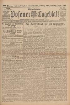 Posener Tageblatt. Jg.53, Nr. 318 (10 Juli 1914)