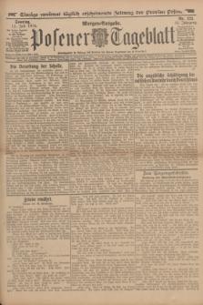 Posener Tageblatt. Jg.53, Nr. 321 (12 Juli 1914) + dod.