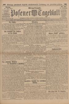Posener Tageblatt. Jg.53, Nr. 322 (13 Juli 1914)
