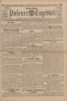 Posener Tageblatt. Jg.53, Nr. 324 (14 Juli 1914)