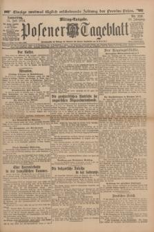 Posener Tageblatt. Jg.53, Nr. 328 (16 Juli 1914)