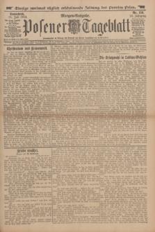 Posener Tageblatt. Jg.53, Nr. 331 (18 Juli 1914) + dod.