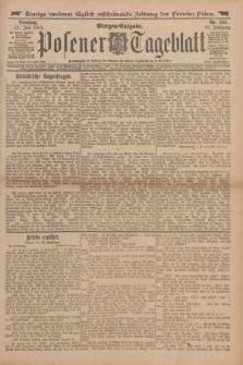 Posener Tageblatt. Jg.53, Nr. 335 (21 Juli 1914) + dod.