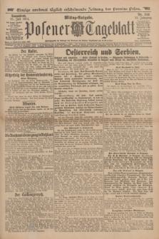Posener Tageblatt. Jg.53, Nr. 344 (25 Juli 1914)