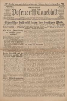 Posener Tageblatt. Jg.53, Nr. 375 (13 August 1914) + dod.