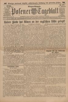 Posener Tageblatt. Jg.53, Nr. 377 (14 August 1914) + dod.