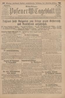 Posener Tageblatt. Jg.53, Nr. 380 (15 August 1914)