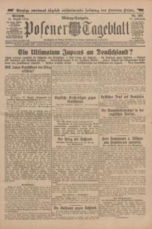 Posener Tageblatt. Jg.53, Nr. 386 (19 August 1914)