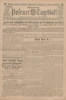 Posener Tageblatt. Jg.53, Nr. 388 (20 August 1914)