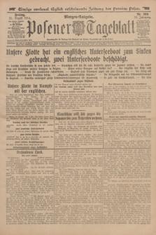 Posener Tageblatt. Jg.53, Nr. 389 (21 August 1914) + dod.