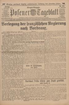 Posener Tageblatt. Jg.53, Nr. 413 (4 September 1914) + dod.