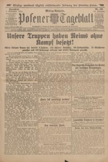 Posener Tageblatt. Jg.53, Nr. 416 (5 September 1914)